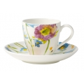 TAZZA ESPRESSO C/P ANMUT FLOWERS VILLEROY & BOCH