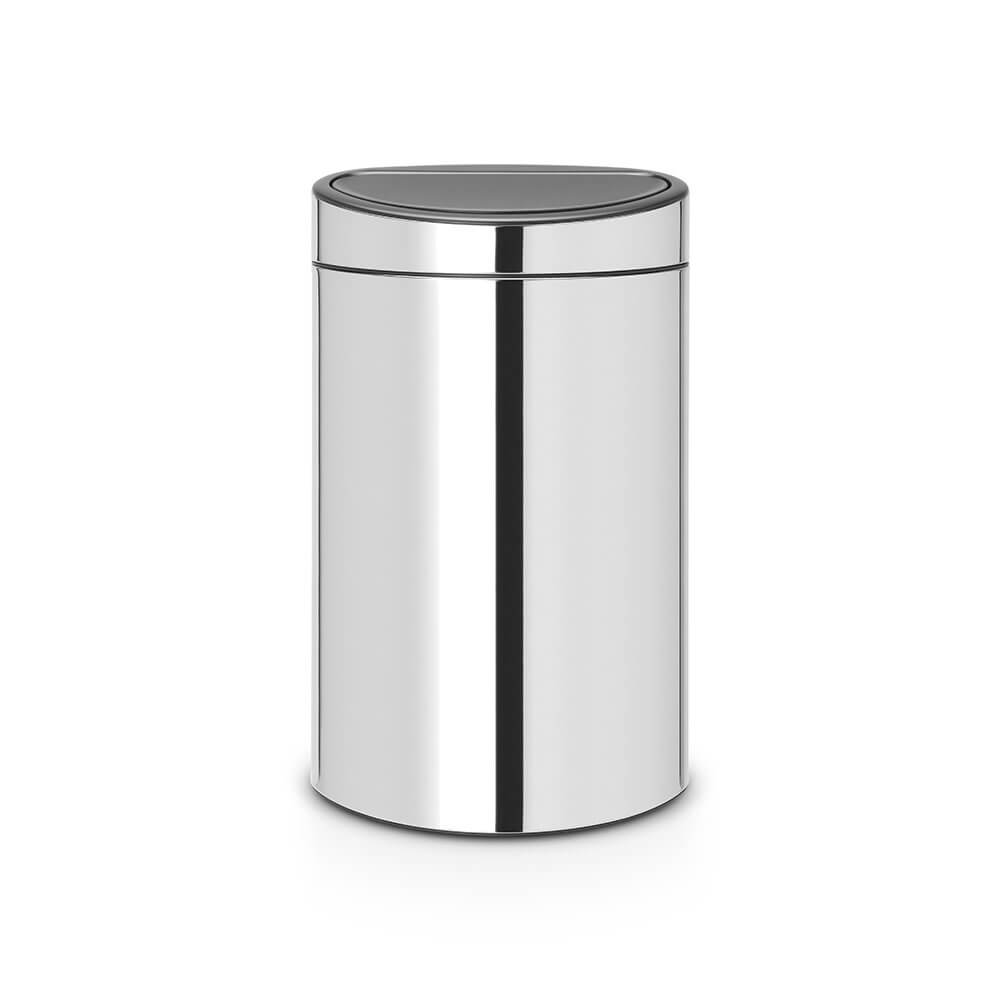 PATTUMIERA TOUCH BIN NEW 40 LT APERTUTA SOFT TOUCH BRABANTIA