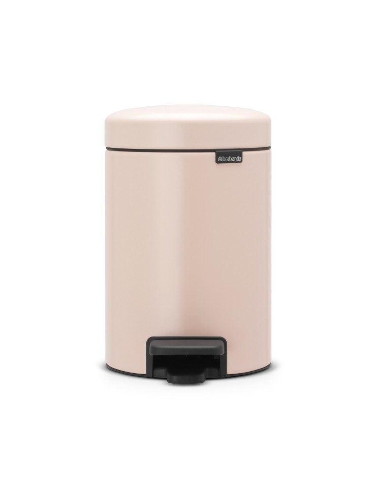 PEDAL BIN NEW ICON LT 3 CLAY P INK BRABANTIA
