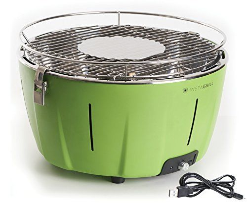 BARBECUE INSTRAGRILL VERDE CLASSE