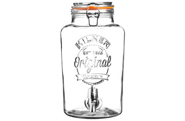 DISPENSER 8 LT DRINK ROTONDO KILNER